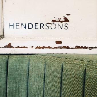 Hendersons At Holyrood