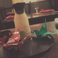 Día 31 - De cena con @m__clover y liberando grullas por el japonés