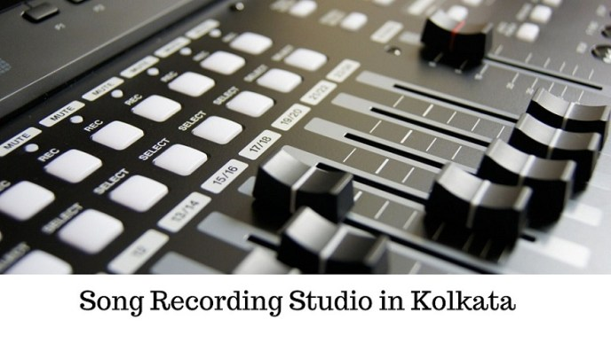 Song Recording Studio in Kolkata