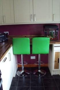 Aruba Bar stools