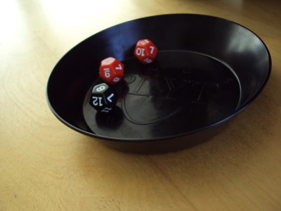 Trow the dice