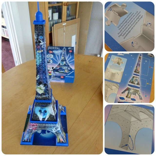 Mickey & Minnie Eiffel Tower