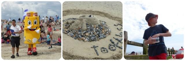 sandcastles on the beach header