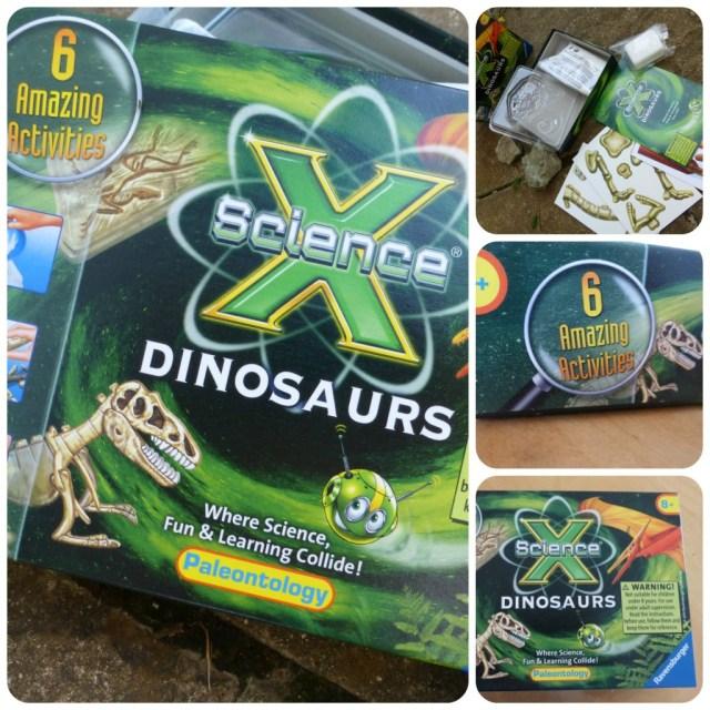 scienceX Dinosaurs