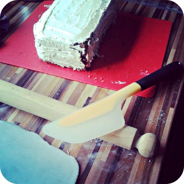 fencing cake 5
