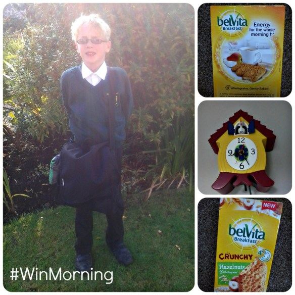 #winmorning with belvita
