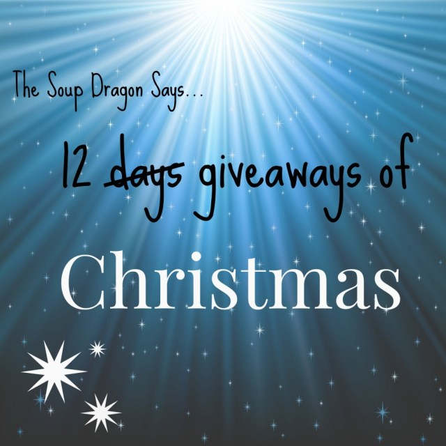 12 giveaways of Christmas