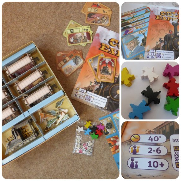colt express board game - Copy