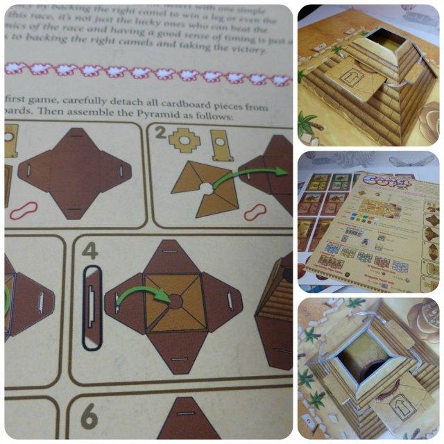 camel up pyramid