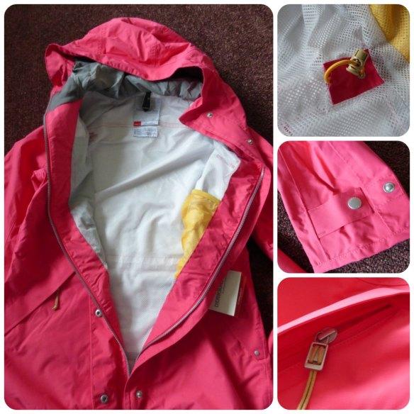 didriksons lush womens jacket