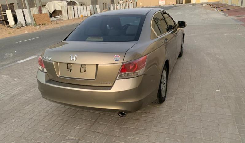 Used 2009 Honda Accord full