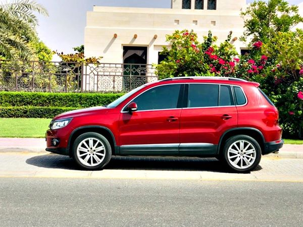 Used 2013 Volkswagen Tiguan full