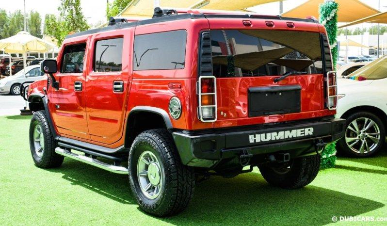Used 2004 Hummer H2 full
