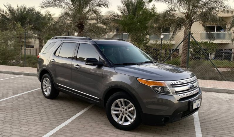 Ford Explorer XLT 2014 GCC Specs For Sale