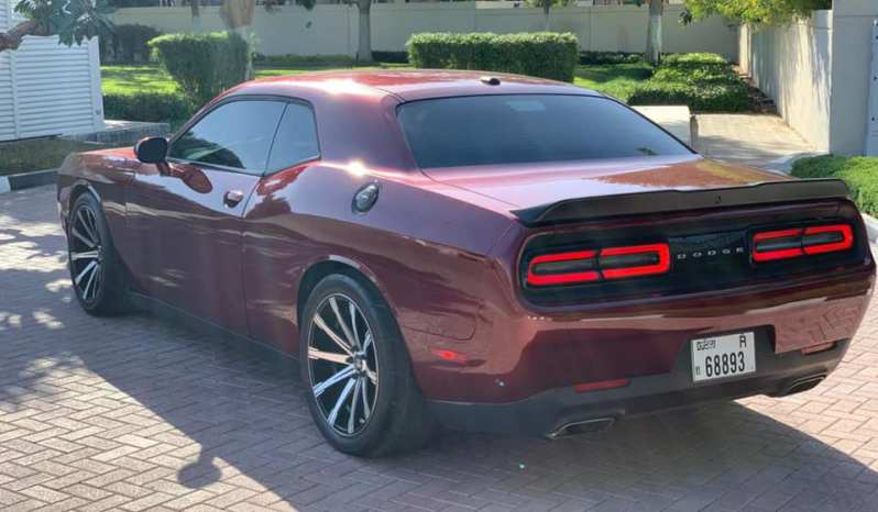 Dodge Challenger 5.7 2018 full