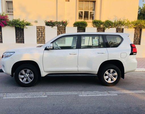 Toyota Landcruiser Prado 2019 GCC full