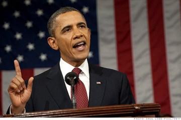 Obama, President, Bill Clinton, George W. Bush, State of the Union