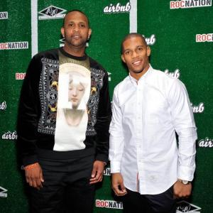 """Roc Nation Sports & Airbnb Present """"Welcome To New York"""" At The 40/40 Club"""