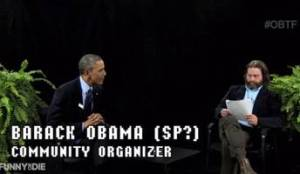 Zach and Obama