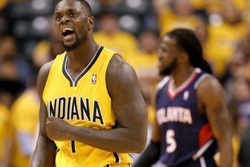 Lance Stephenson, NBA, Playoffs, Pacers, Hawks