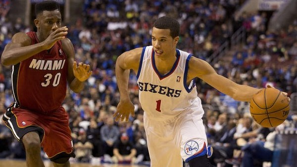 Michael Carter Williams, Debut, Heat, Sixers, NBA