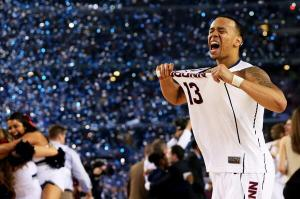 Shabazz Napier, NCAA, UConn, Champions, March Madness