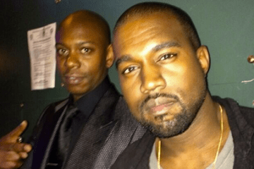 Kanye West Surprise Appearance Dave Chappelle Radio City Music Hall Concert