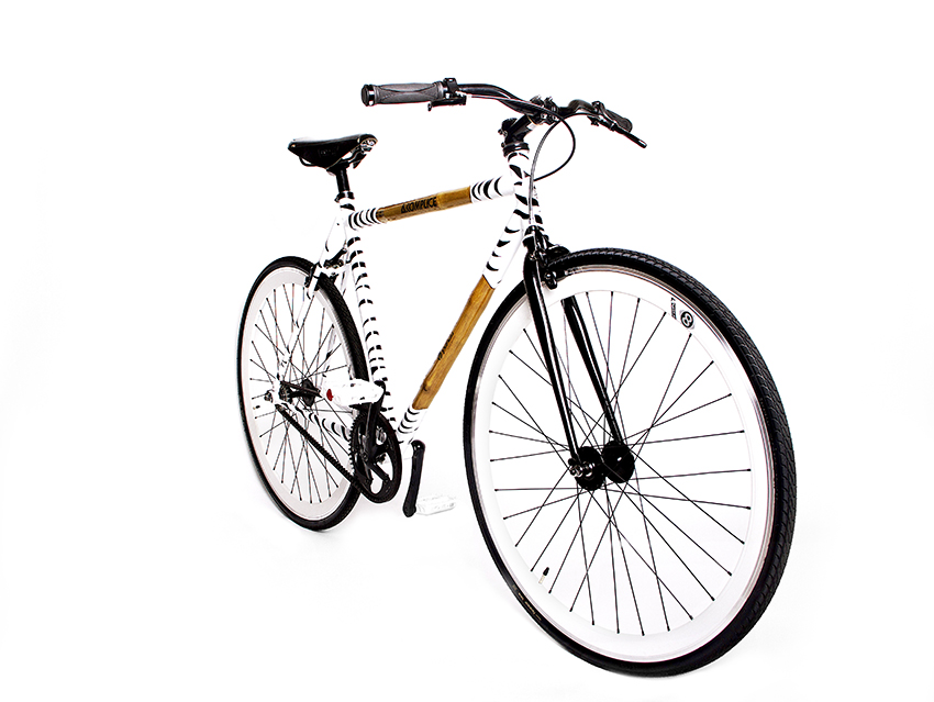 Akomplice Teams With Panda Bicycles For Their First Ever