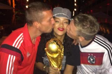 Rihanna, World Cup