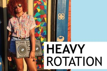 dj og legs, new orleans, Louisiana, A3C, her source, the source magazine, heavy rotation, heavy rotation the source, the source dj go legs,