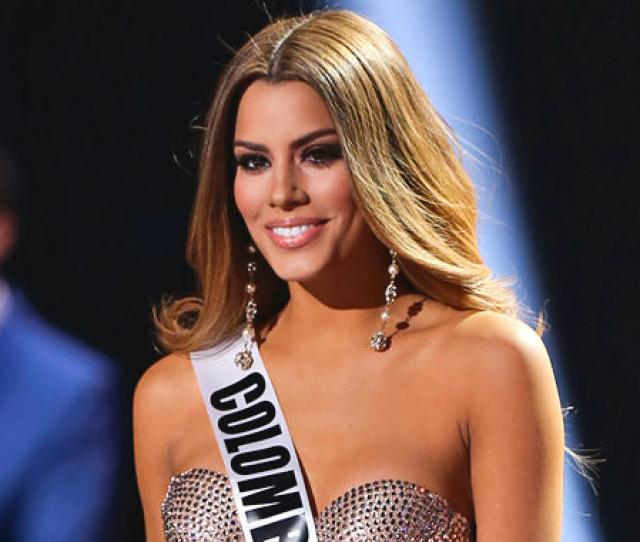 Miss Colombia Has Been Offered 1 Million To Do Porn
