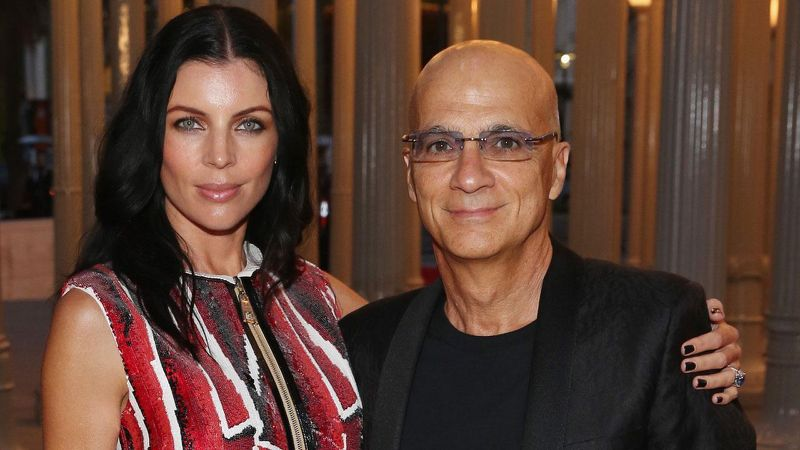 Jimmy Iovine Marries Model Liberty Ross  The Source