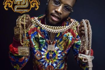 Shy Glizzy Releases His 'Young Jefe 2' Mixtape