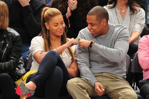 beyonce officially reveals twins sir
