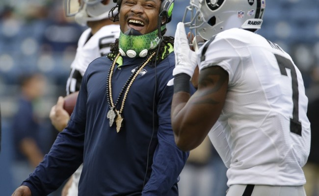 Marshawn Lynch Is Expected To Get Traded To The Oakland