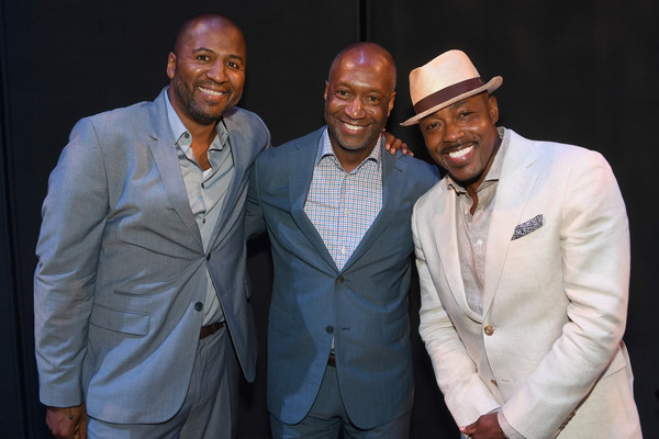 Malcolm Lee, Jeff Friday, Will Packer