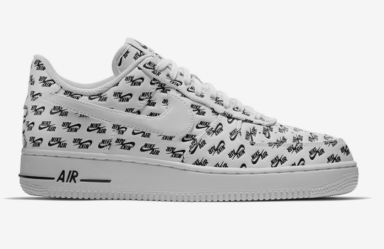 FASHION  THE NIKE AIR FORCE 1 LOW ALL-OVER PRINT… » Made TV a77eaddaa