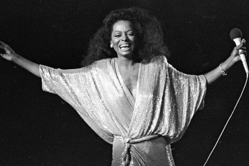 Diana Ross to Receive American Music Awards' Lifetime Achievement Honor