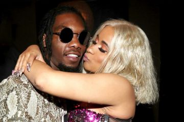 Offset Proposed to Cardi B on Stage at Powerhouse Philly