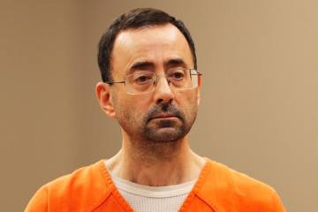 Former USA Gymnastics Doctor Larry Nassar Plead Guilty To Sexual Assaults