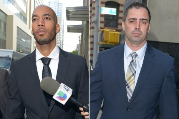 NYPD Officers Accused of Raping Teenage Girl Quit Their Jobs