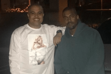 """Kanye West and Irv Gotti Has an """"Enormous"""" Collaboration in the Works"""