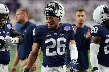 Family First: New York Giants' Rookie Saquon Barkley Buys Parents a New Home