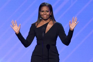 Michelle Obama Allegedly Influenced 'Roseanne' Cancellation