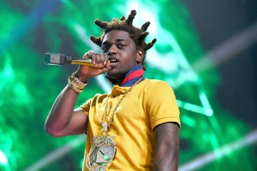 Kodak Black on Passing GED: 'Feels Like the Day I Bought My First Chain'
