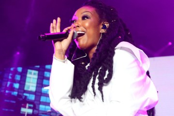Brandy Reminds Fans at Essence Fest That 'The Boy Is Mine' is her Song