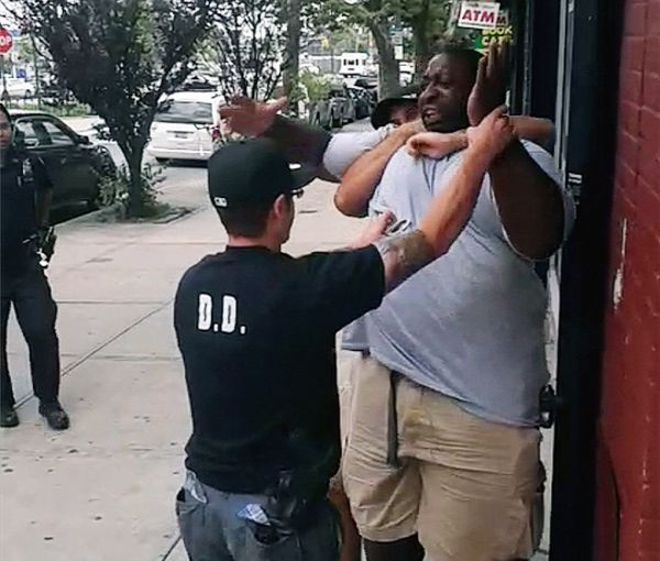 eric garner I Can't Breathe: Eric Garner Killed By The NYPD 4 Years
