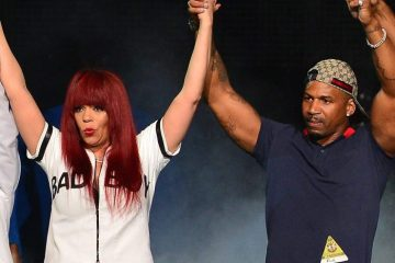Faith Evans & Stevie J's Family Are Reportedly Upset About Surprise Marriage
