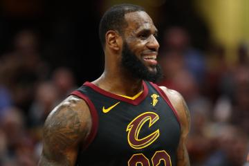 LeBron James May Star in Upcoming Comedy Film