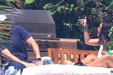 Rihanna Addresses Photos-Turned-Memes With Boyfriend
